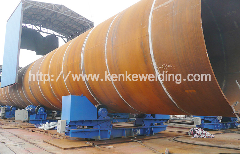 800T Wind Tower Production Line