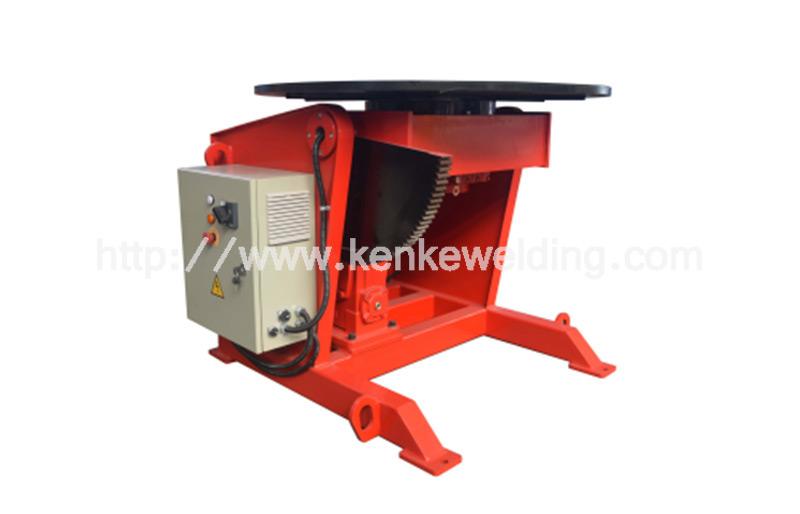Standard Welding Positioner-HBJ Series