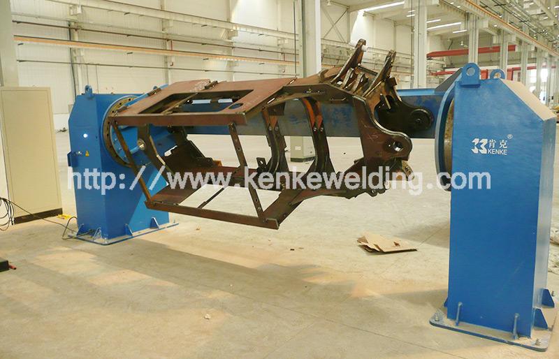 2t Frame Welding Positioner