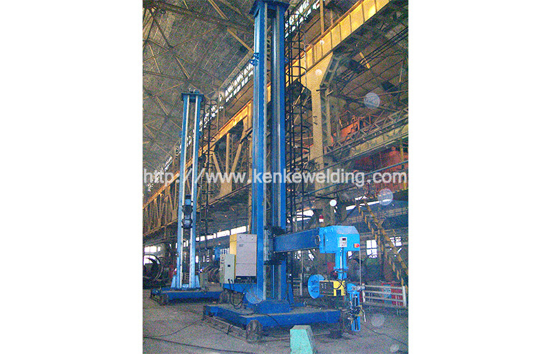 SLH8080 Double Column Welding Manipulator