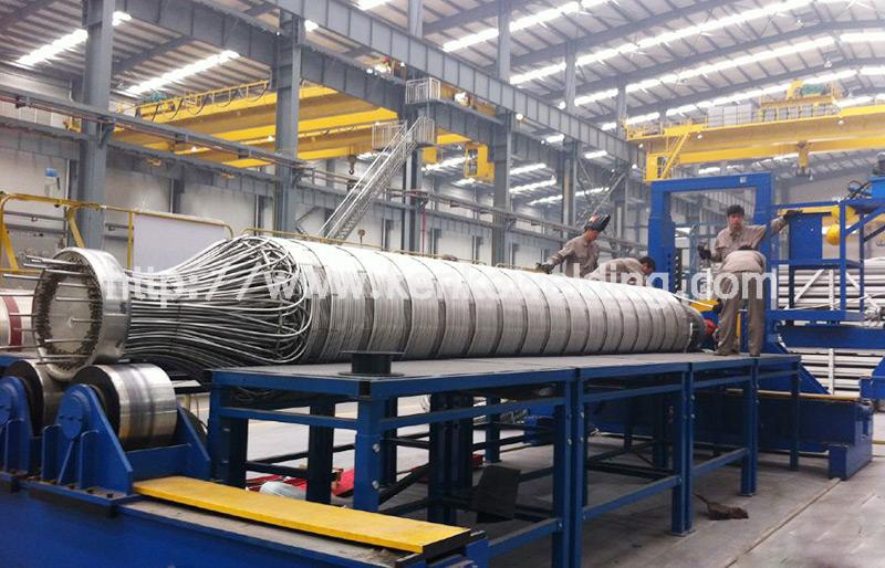Pipe Wrapping Machine-RGJ Series