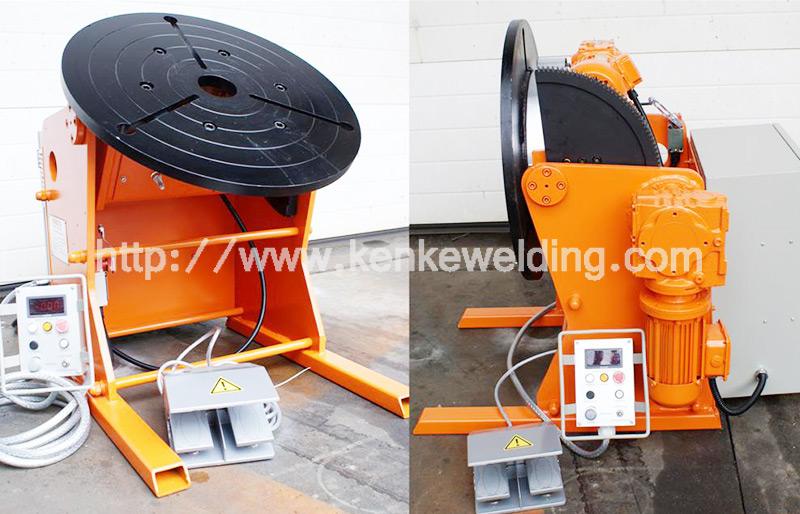 HBJ03 Welding Positioner(300kg)