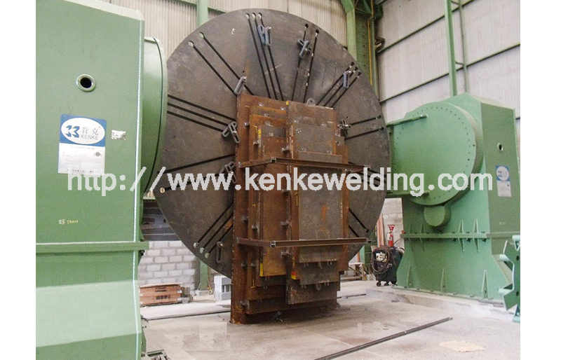 160t Double Base Welding Positioner