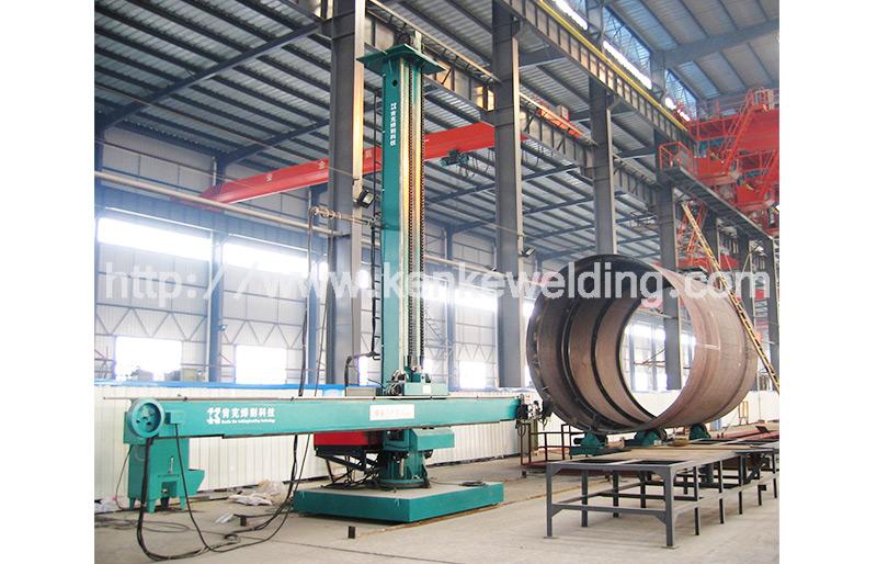 Welding Rotator, Welding Positioner, Column & Boom