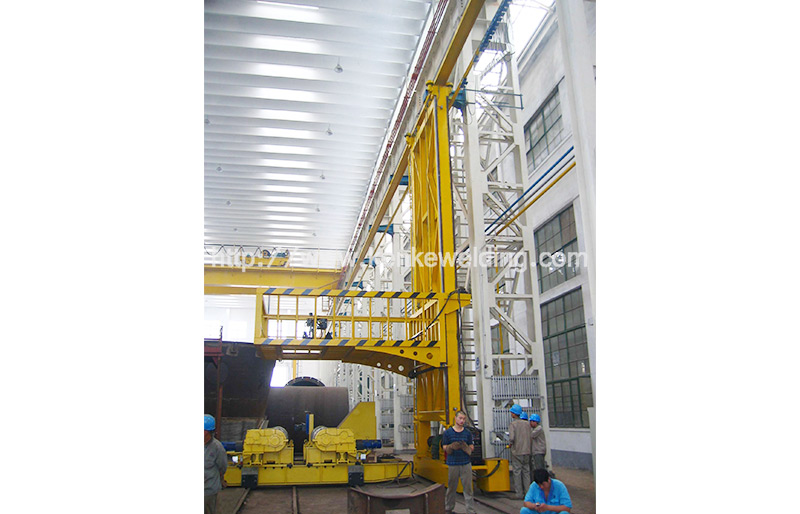HS50 Welding Platform