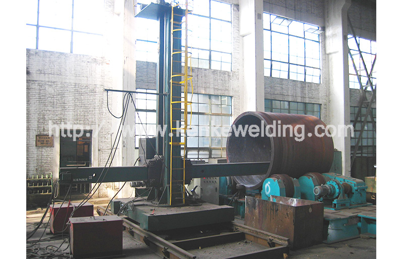 SLH4040 Double Column Welding Manipulator
