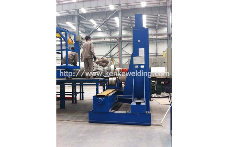 100ton Pipe Turning Machine